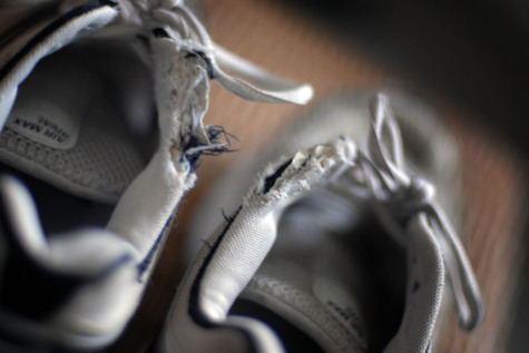 Wornshoes